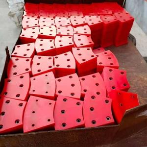 四川聚氨酯分级机叶片